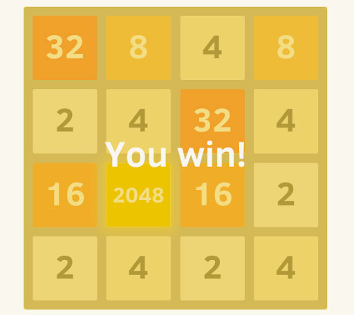 Game 2048 Online