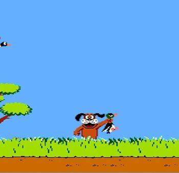 Game DuckHunt - Game săn vịt trời 4 nút kinh điển