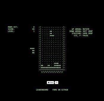 Game Tetris - Game xếp hình 2