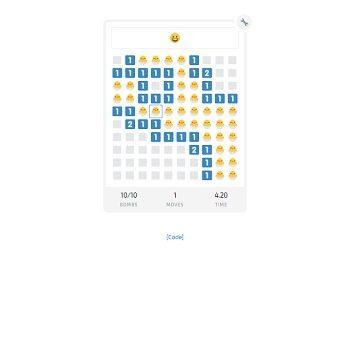 Game Minesweeper - Game dò mìn kinh điển