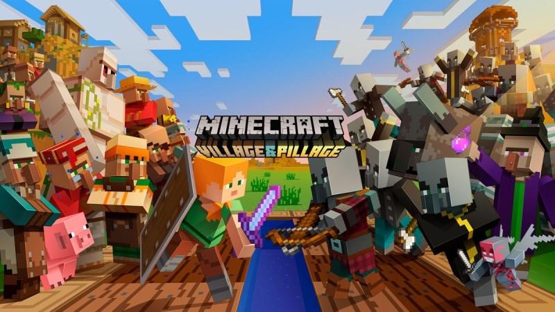 Minecraft - Game online xây nhà hấp dẫn