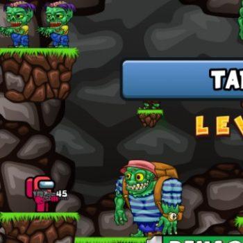 Game bắn súng - Among Us Impostor Kill Zombies