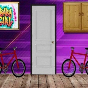 Game giải cứu - Baby Girl House Escape