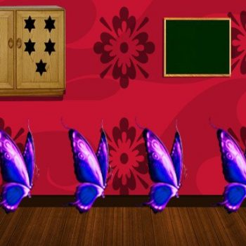 Game giải cứu - Butterfly House Escape 2