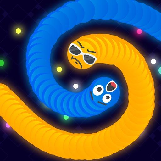 Game rắn săn mồi online - Slither IO