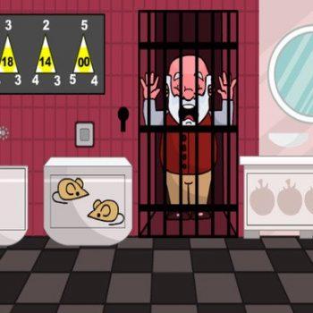 Game giải cứu - Grandpa House Escape