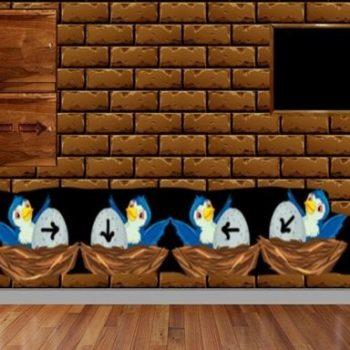 Game giải cứu - Mud Brick Room Escape