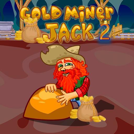 Game đào vàng Online - Old Jack Gold Miner 2