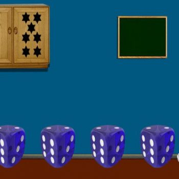 Game giải cứu - Poker House Escape