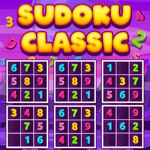 Game sudoku classic