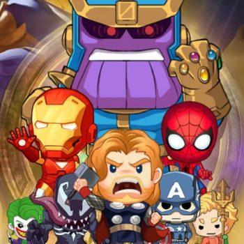 Game Superhero io - Chơi superhero io Online miễn phí