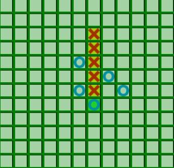 Chơi cờ caro online - 2 chế độ CPU and Player