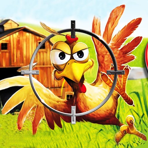 Game bắn gà online (PC only) - Classic Chicken Shooting
