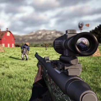 Game bắn Zombies - DEAD ZED