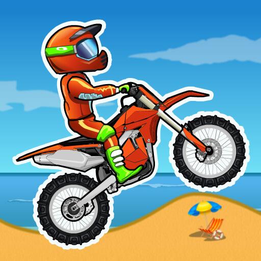 Game đua xe - MOTO X3M BIKE