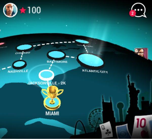 Game bài poker - POKER WORLD