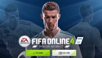 FIFA Online 4 - Game bóng đá online
