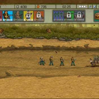 Game phòng thủ - EMPIRE RUSH ROME WARS TOWER DEFENSE