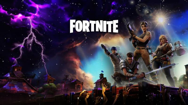 Fortnite - Tựa game bắn súng hay