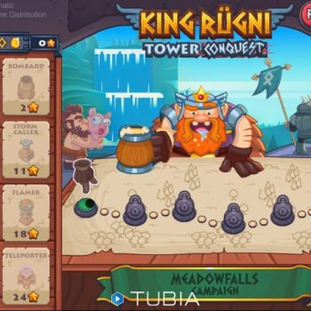 Game thủ thành - KING RUGNI TOWER DEFENSE