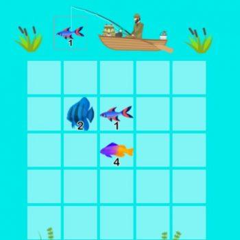 Game line phiên bản cá - Merge Fish