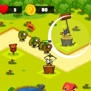 Game phòng thủ - Pirate Defense
