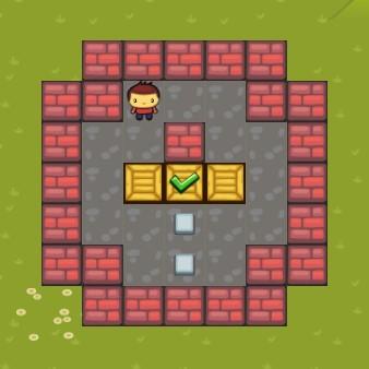 Game IQ đẩy thùng - Bomber Man